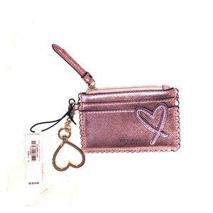 Pretty pink Victoria's Secret change purse/wallet!